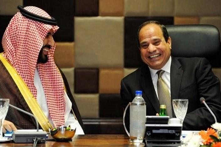 مصر دروازه ارسال  گاز دزدیده شده از فلسطین به عربستان شد