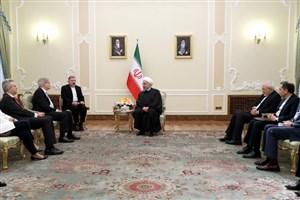 استحکام و اجرای کامل برجام تسهیل کننده گسترش روابط اتحادیه اروپا با ایران است