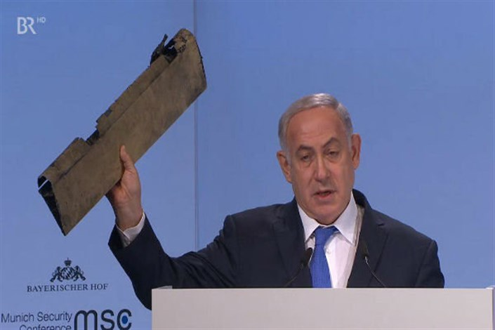 نتانیاهو و ترس از محور مقاومت در کنفر انس اخیر امنیتی مونیخ