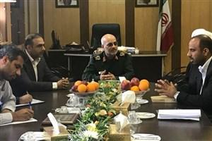 رییس واحد بندرعباس به عنوان رییس ستاد اجرایی کنگره شهدای دانشجویی استان هرمزگان  منصوب شد