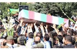 پیکر مطهر ۱۳۵ شهید دفاع مقدس روز پنجشنبه در تهران تشییع میشود