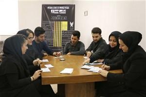 برگزاری اولین نمایشگاه دستاوردهای علمی و فرهنگی دانشجویان معماری دانشگاه آزاد اسلامی واحد اردبیل