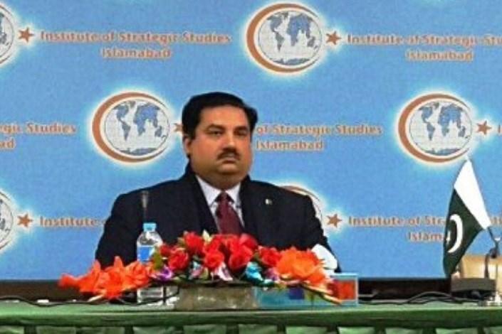 تاکید پاکستان بر گسترش روابط همه جانبه با ایران است