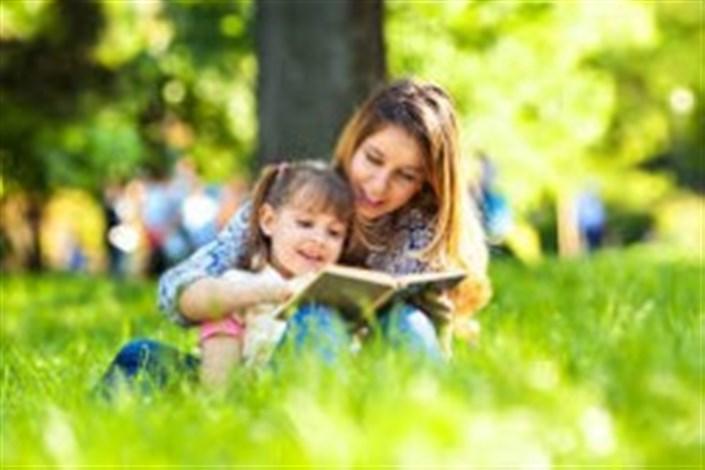 چرا نیمی از مادران دنیا برای کودکانشان کتاب نمی خوانند؟