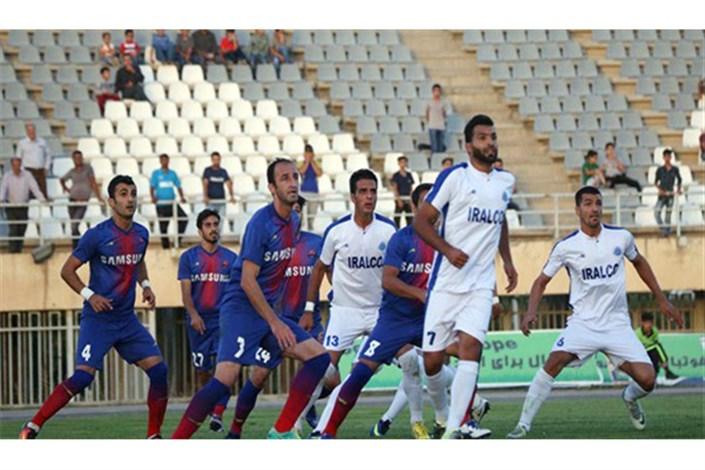 هفته بیست و پنجم لیگ دسته اول فوتبال برگزار می شود