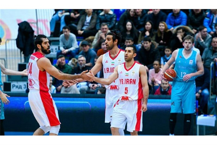 تیم ملی بسکتبال به ایران بازگشت