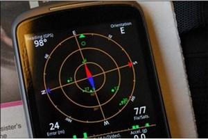 طراحی موقعیت یاب بومی جایگزین GPS