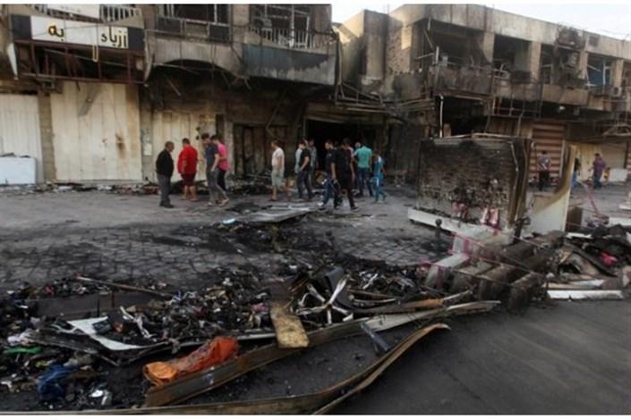 انفجار  دو بمب در بغداد7 کشته و زخمی برجای گذاشت