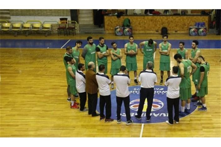 اسامی بازیکنان تیم ملی بسکتبال برای دیدار با عراق اعلام شد