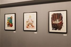 نمایشگاه تصویرسازی «بگرد تا ببینی» برپا شد