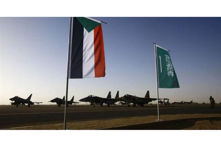 هیات نظامی سودانی وارد ریاض شد