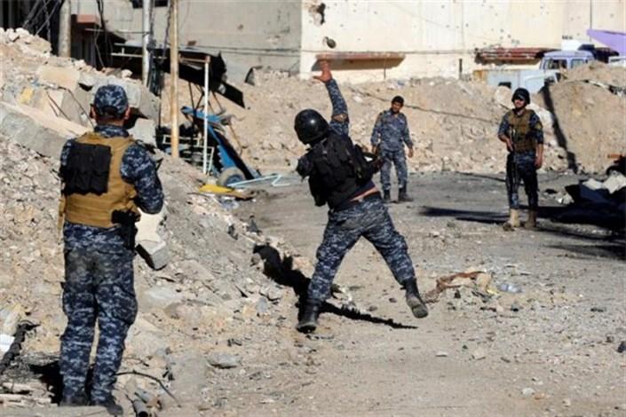 هلاکت 3 تروریست داعش در موصل