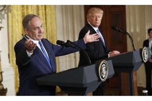 نتانیاهو: ترامپ شخصا در مراسم انتقال سفارت امریکا به قدس شرکت کند!