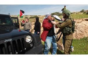 بازداشت 25 فلسطینی در حملات شبانه اسرائیل