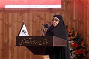اشرف بروجردی:کتابخانه ملی، آیینه هویت ملت ایران است