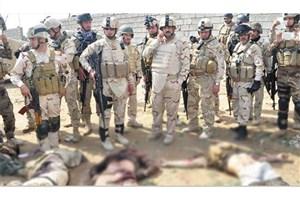 هلاکت 30 داعشی در غرب موصل عراق