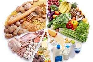 این رژیم غذایی خطر افسردگی را کاهش می دهد!/اینفوگرافیک