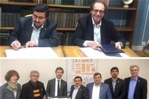 امضای تفاهمنامه های مشترک همکاری با فرانسه/تبادل دانشجو و محقق با انستیتو کوشن پاریس توسعه می یابد