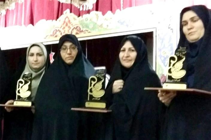 درخشش کارکنان واحد اردبیل در مسابقات قرآن و عترت