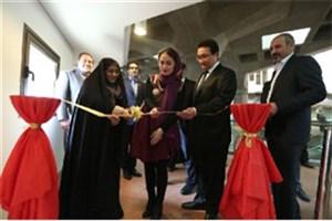 افتتاح  اتاق قزاقستان در کتابخانه ملی