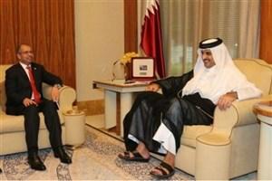 امیر قطر از وحدت عراق حمایت کرد