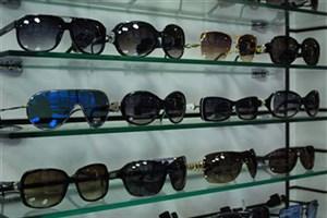 واردات 17 تن عینک در یک ماه + جدول