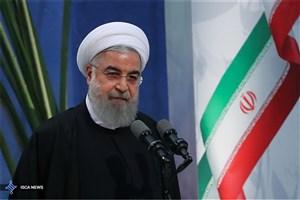 """روحانی: اسرائیل """"غاصب و ستمگر"""" است/ آمریکا قطعنامه ۲۲۳۱ نقض کرده است"""