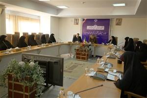 حوزه امور زنان وزارت کشور زمینه شناسایی و معرفى زنان توانمند را فراهم کند