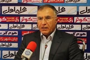 جلالی:  شرایط رقابت با تیمهای متمول را در نقلوانتقالات نداریم