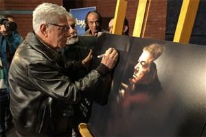 علیرضا زرین دست شانس، بزرگ سینمای ایران است