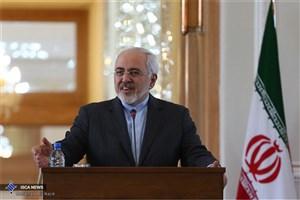 رایزنی ظریف با رییس مجلس عراق