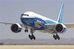 تحویل نخستین بوئینگ۷۷۷ برجامی به تعویق افتاد