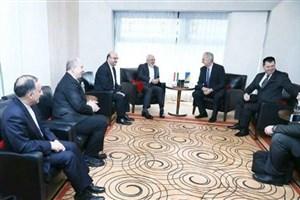 ظریف با وزیر تجارت خارجی بوسنی دیدار کرد