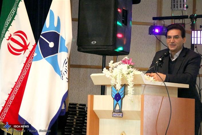 برگزاری جشن دانش آموختگی رشته حقوق واحد اردبیل