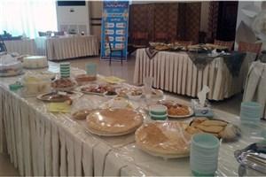 دومین جشنواره غذای سالم حوزه معاونت سما علی آباد کتول برگزار شد