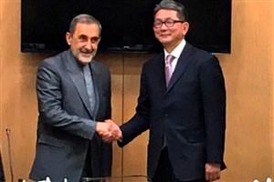 ایران علاقمند به توسعه روابط با ژاپن است