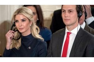 ترامپ برای بیرون راندن دختر و دامادش از کاخ سفید دست به دامن جان کلی شد!