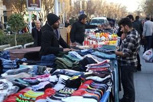 تداوم رکود در بازار پوشاک/ تولیدکنندگان دستفروش شدند