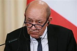 وزیر خارجه فرانسه باید عذرخواهی کند