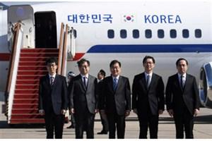 هیات کره جنوبی راهی کره شمالی شد