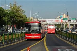 ساعت کاری اتوبوس های پایتخت از شنبه تغییر می کند