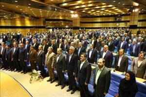برگزاری همایش استانداران، مدیران کل سیاسى و فرمانداران سراسر کشور