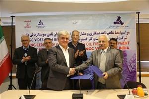 تفاهمنامه توسعه میدان نفتی سوسنگرد بین «ایدرو اویل» و شرکت هندی امضا شد