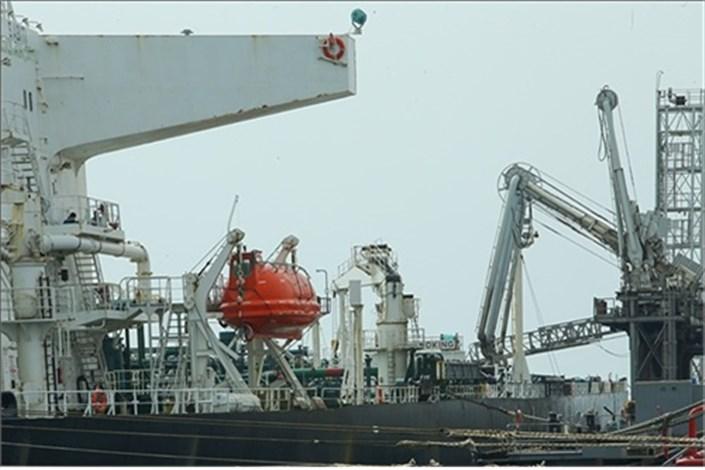 صادرات نفت گمرک