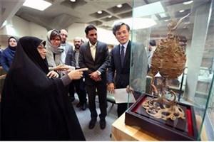 اتاق کره جنوبی در کتابخانه ملی افتتاح شد