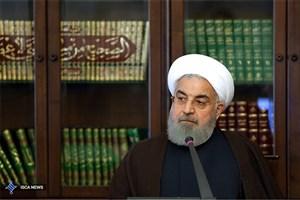 """""""روحانی"""" حکم رئیس سازمان اداری و استخدامی کشور را ابلاغ کرد"""