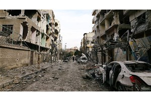 توقف ظاهری حملات تروریستها به غیرنظامیان در غوطه شرقی