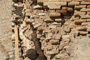 تخریب اثر تاریخی خانه فیروزهای دزفول
