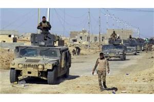کشته شدن 9 داعشی در کرکوک به دست حشدالشعبی