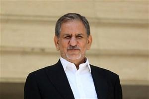 جهانگیری عید سعید فطر را به دولتها و ملتهای مسلمان تبریک گفت